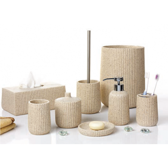 Wash Room Amenities – Wooden