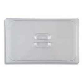 Plain lid with handle