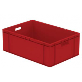 Stackable Box with Hand Holes