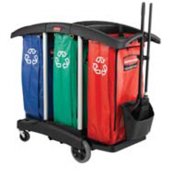 Triple Capacity Cart